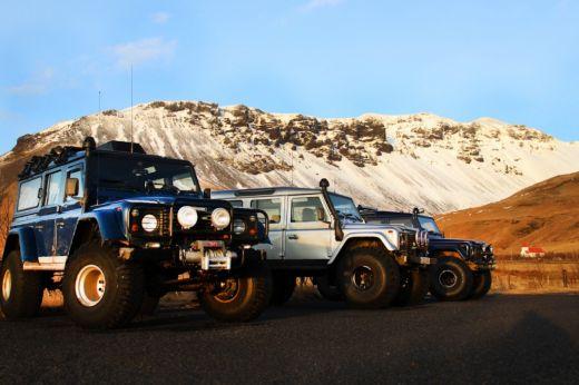 Adventure Jeep