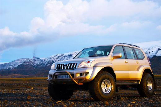 Essential Iceland Super Jeep